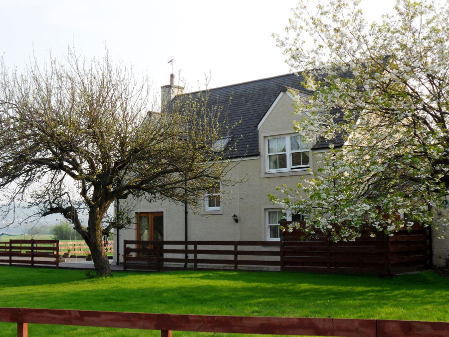 SElf Catering holday cottage in Stirling